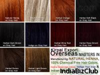 Herbal Hair Colors 100 Chemical Free No Ammonia And PPD