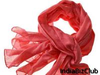 Stylish Printed Solid Color Scarf