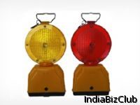 European Style Road Warning Light