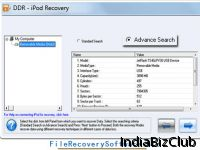IPod File Recovery Software