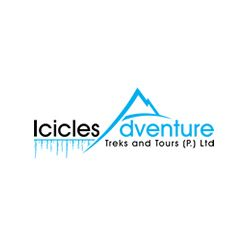 Logo - Icicles Adventure Treks and Tours