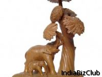 Wooden Animal Figurines