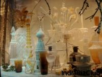 Glass Show Pieces