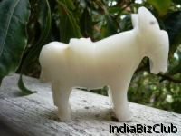 Stone Marble Animal Figurines