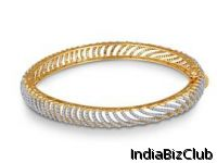 Lovely Diamond Bangle