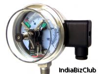 CE Approved Inductive Contact Pressure Gauges
