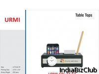 URMI EXL TT 53 CROME WEB STORE Table Tops
