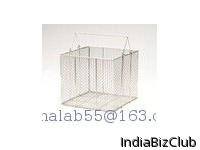 Rinse BX Series Stainless Steel Washing Basket BXF