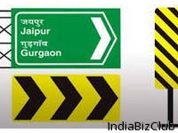 Road Safety Sign Road Direction Boards