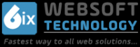 Logo - 6ixwebsoft Technology