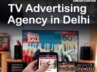 Find The Best TV Advertising Agency Delhi