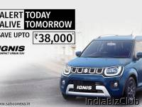 Ignis On Road Price In Hyderabad