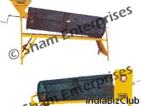 SAND WASHING ROTARY And HAND OPERATED SCREENING MACHINES