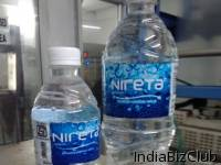 Packaged Drinking Certified Bottled Water