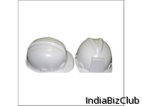 HDPE Helmet Nape Type With Inner Plastic Band