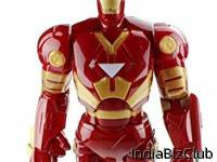 Benison India Remote Control Super Iron Warrior 20 Inches Robot With Many Interactive Features
