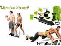 Benison India Revoflex Xtreme Home Fitness Workout Resistance Tube