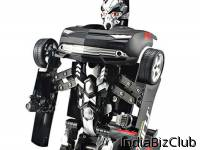 Bension India Autobot Deformation Innovative Toy Transforming Car Into Robot