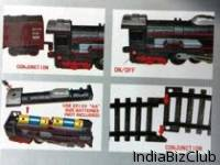 Bension India Rail King Intelligent Classical Express Train