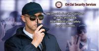 Logo - Om Sai Security Services Bhosari