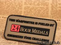 24 Hours Medals PVC Patch
