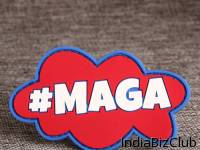 MAGA PVC Patches