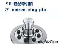 Trailer Parts King Pin 2 Inch Bolted King Pin