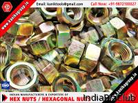 Hex Nuts Fasteners