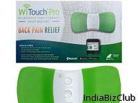 Witouch Pro Wireless Bluetooth TENS Therapy Back Pain Relief