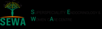 Logo - SEWA : Superspeciality Endocrinology & Women Care Centre