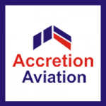 Logo - Accretion Aviation