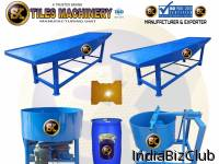 Concrete Tile Making Machine