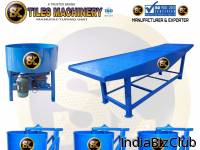 Interlocking Tile Machine