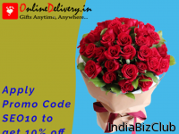 Send Flowers To Bhopal 995 Use Promo Code SEO10 To Get 10 Off