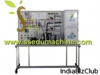 ZM6109 Industrial Refrigeration Trainer