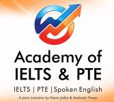 Logo - The Academy of IELTS & PTE