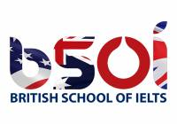 Logo - British School of IELTS