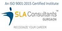 Logo - SLA Consultants Gurgaon