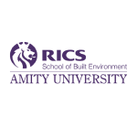 Logo - RICS School of Built Environment, Amity University