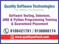Logo - Quality Software Technologies