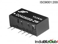Fixed Input Unregulate Dual Separate Output DC DC Converter DxxxxD S Series