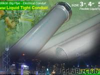 Delikon Liquid Tight Conduit Liquid Tight Conduit Fittings For Stadium And Skyscraper Wiring Harness Whether It   A Major Sporting Event Or Open Air Concert Delikon Liquid Tight Conduit And Fittings System Has A Proven Track Record In Providing Relia