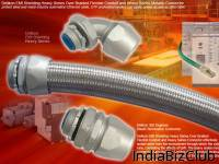 Electric Heavy Series Over Braided Flexible Conduit Flexible Conduit Fittings For Industry Cables Management Overbraided Flexible Conduit Systems From Delikon Offer A Choice Of A Whole Range Of Sizes And Constructions To Provide The Best Solution For