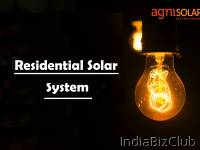 Home Solar System Solar System Solutions For Residential