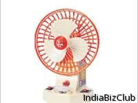 6v Dc Fan With Battery