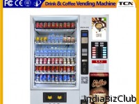 Automatic Drink Snack And Coffee Vending Machine TCN 60G C4 19SP