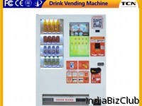 TCN D720 MIT Drink Vending Machine 26 Screen