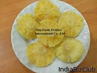 Soft Dried Pineapple