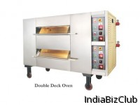 Fully Automatic Deck Oven Double Deck Oven