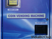 Coin Vending Machine Low Capacity Ncd 1e